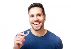 Quicker, comfortable and discreet--that's orthodontics with the Invisalign system. Framingham cosmetic dentist, Dr. Gaitsgory, offers these clear aligners.